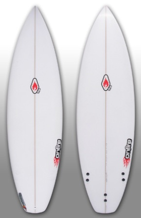Skye Bourton Surfboards